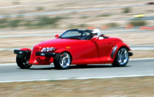2000 Plymouth Prowler 2dr exterior #3
