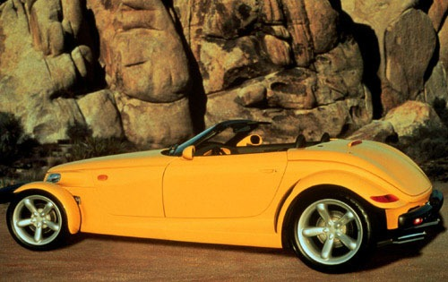 2000 Plymouth Prowler 2dr exterior #9