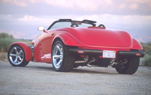 2000 Plymouth Prowler 2dr exterior #10