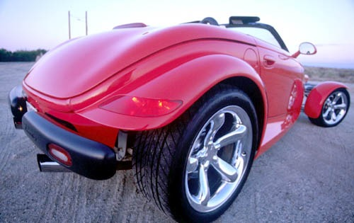 2000 Plymouth Prowler 2dr exterior #8