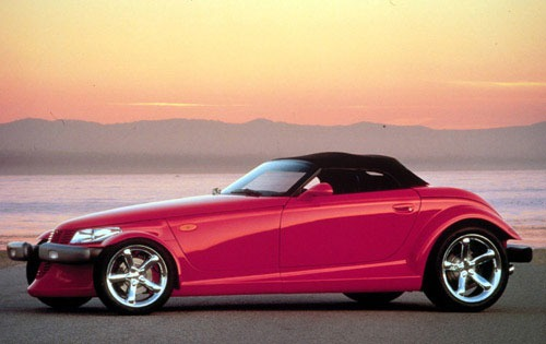 2000 Plymouth Prowler 2dr exterior #6