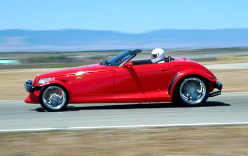 2000 Plymouth Prowler 2dr exterior #7