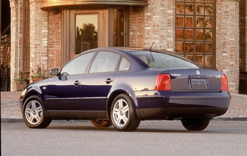 2000 Volkswagen Passat Image 7