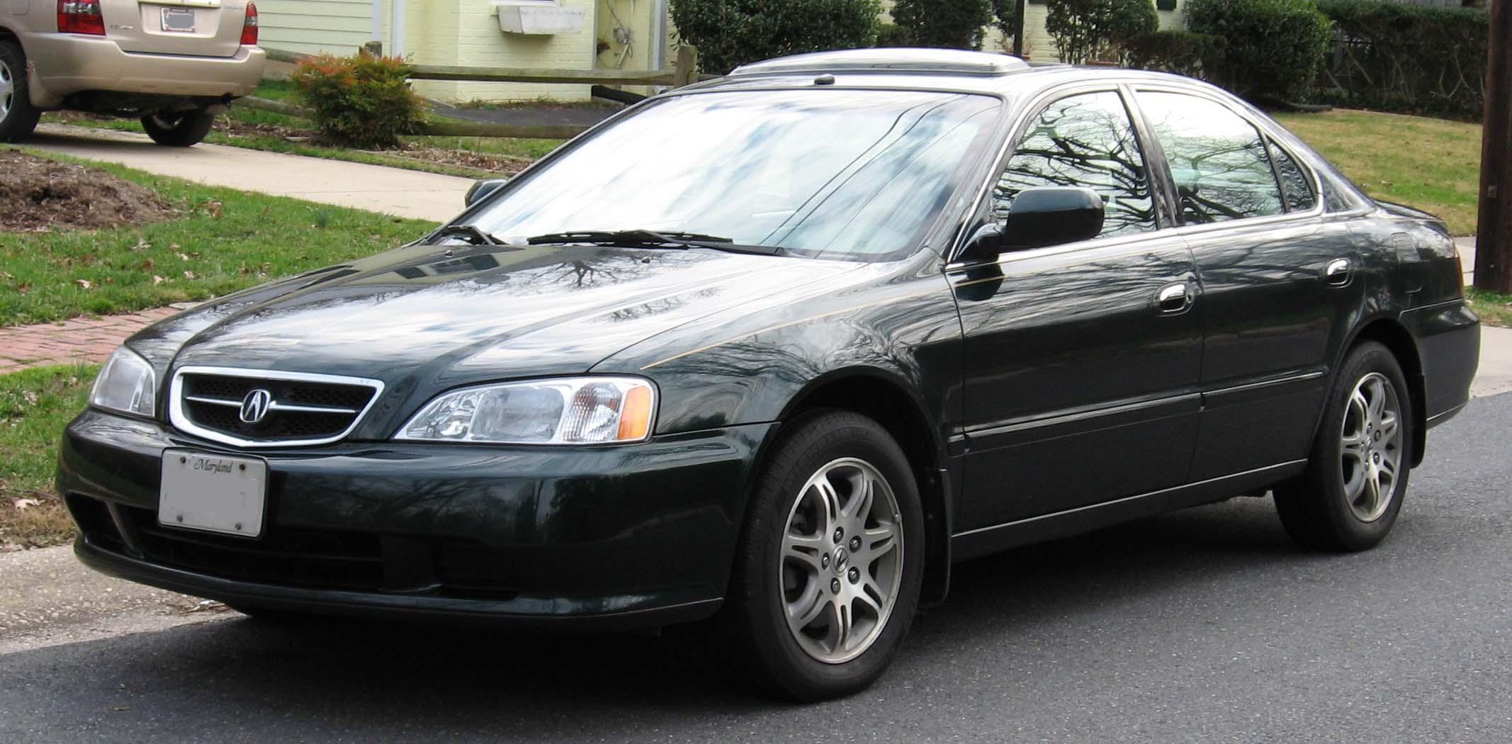 2001 Acura TL 13