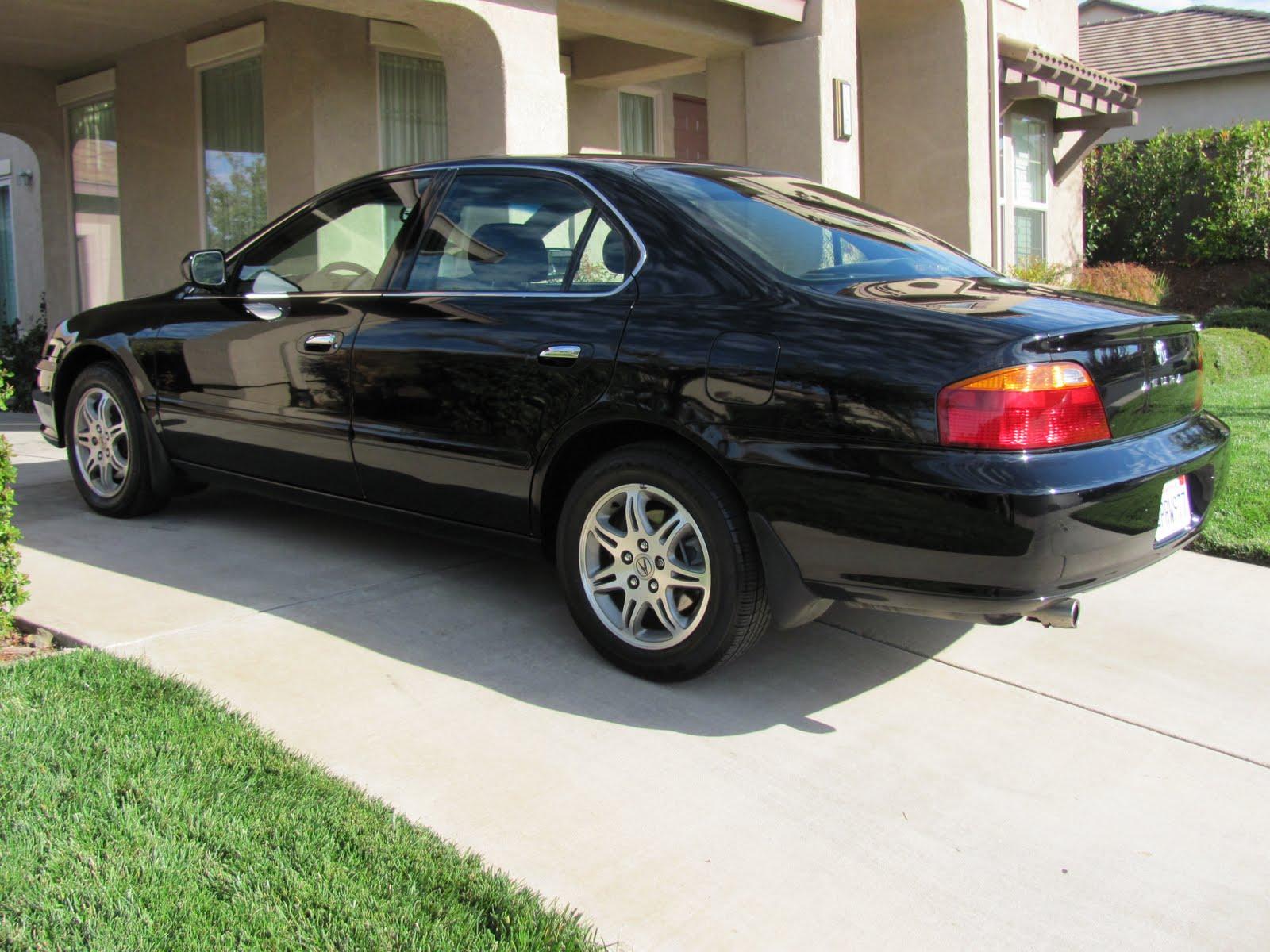 2001 Acura Tl 3 2 >> 2001 Acura Tl Information And Photos Zomb Drive