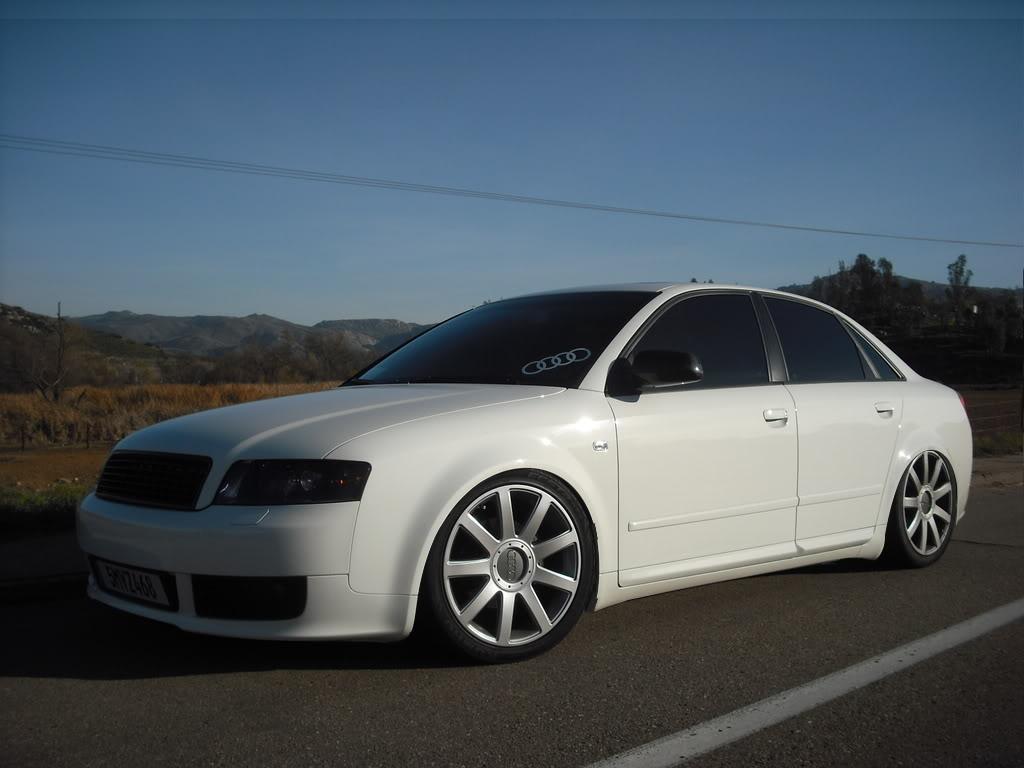 2001 Audi A4 Image 22