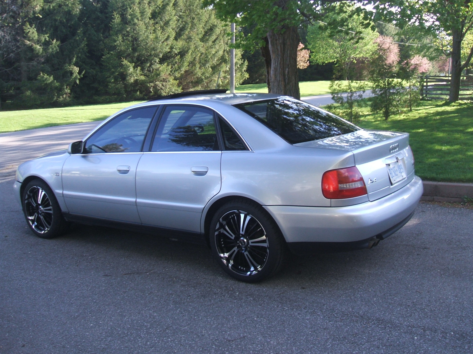 2001 audi a4 - information and photos - zombiedrive