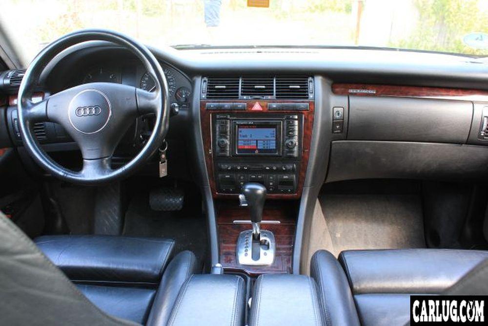 2001 Audi A8 Image 4