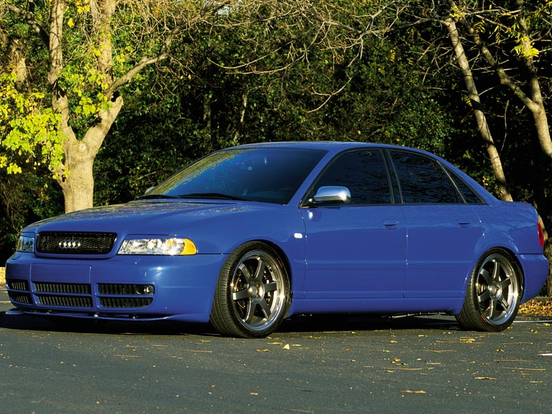 2001 Audi S4 Image 7