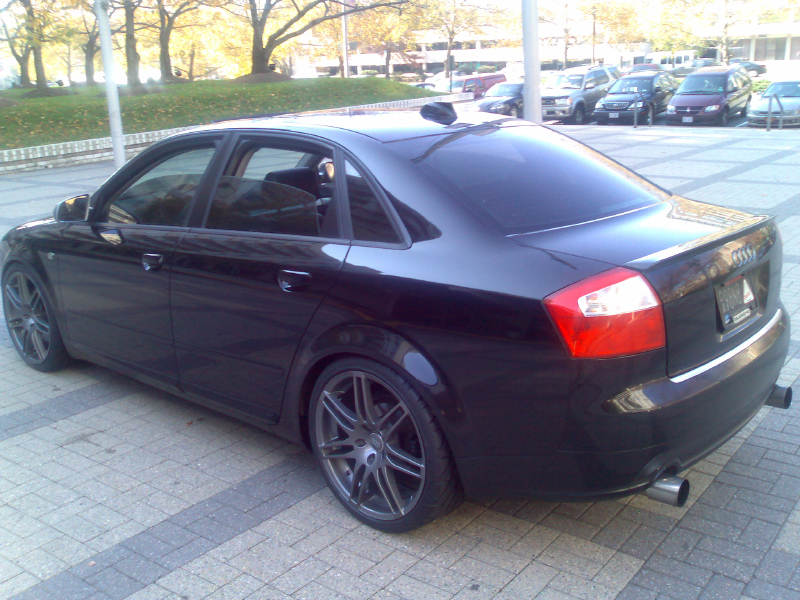 2001 Audi S4 Image 11