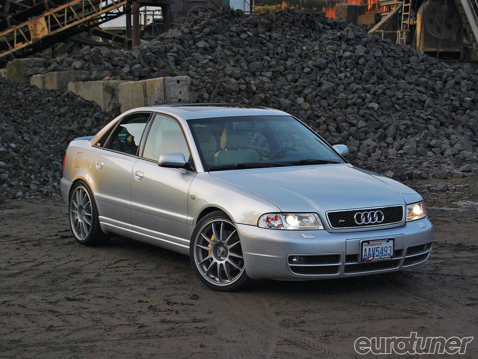 2001 Audi S4 Image 15