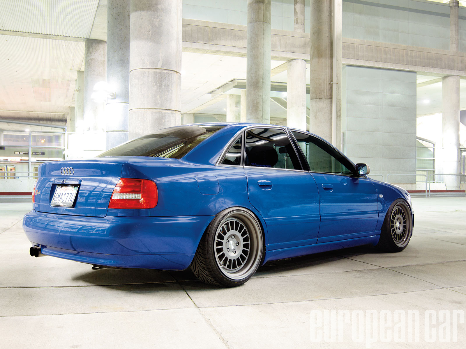 2001 Audi S4 Image 13