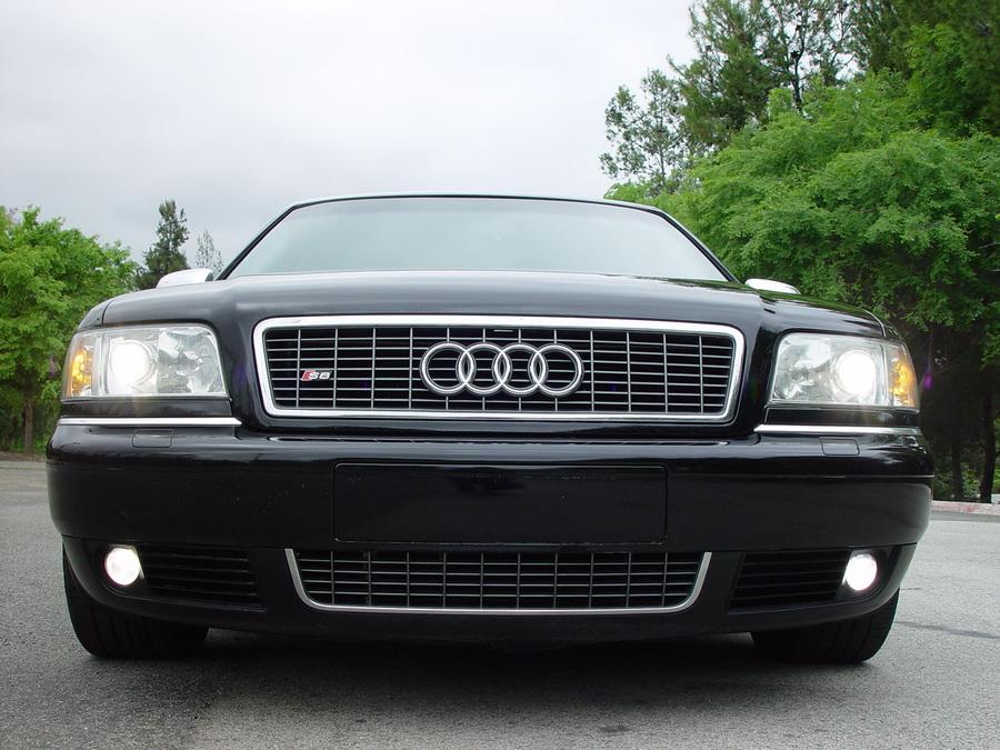 2001 Audi S8 Image 7