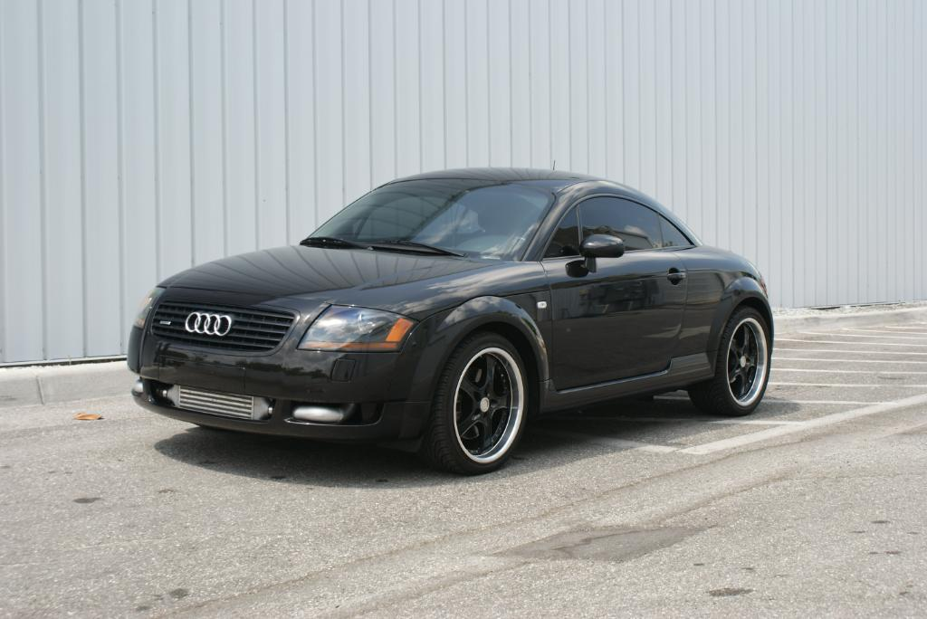 2001 Audi Tt Image 5
