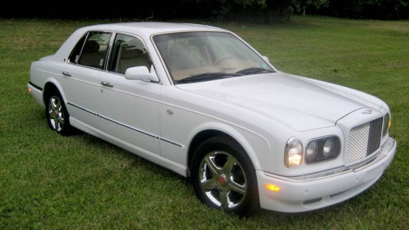 Bentley Arnage #9
