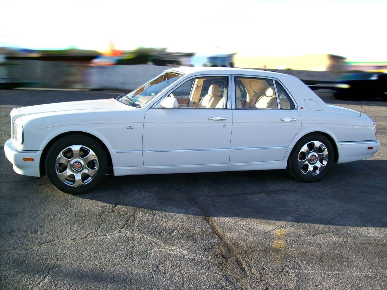 Bentley Arnage #1