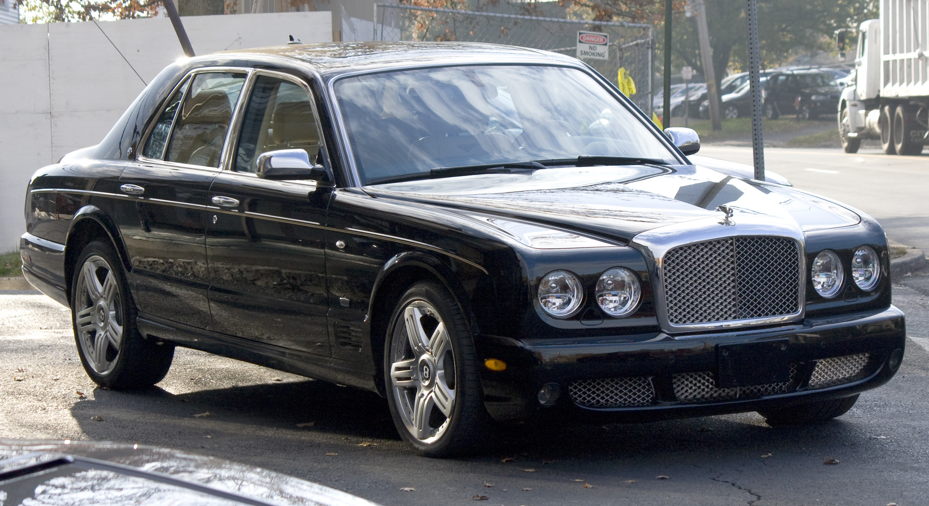 Bentley Arnage #2