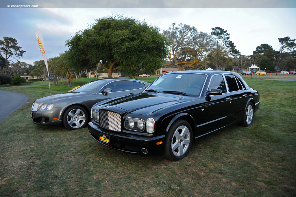 Bentley Arnage #4