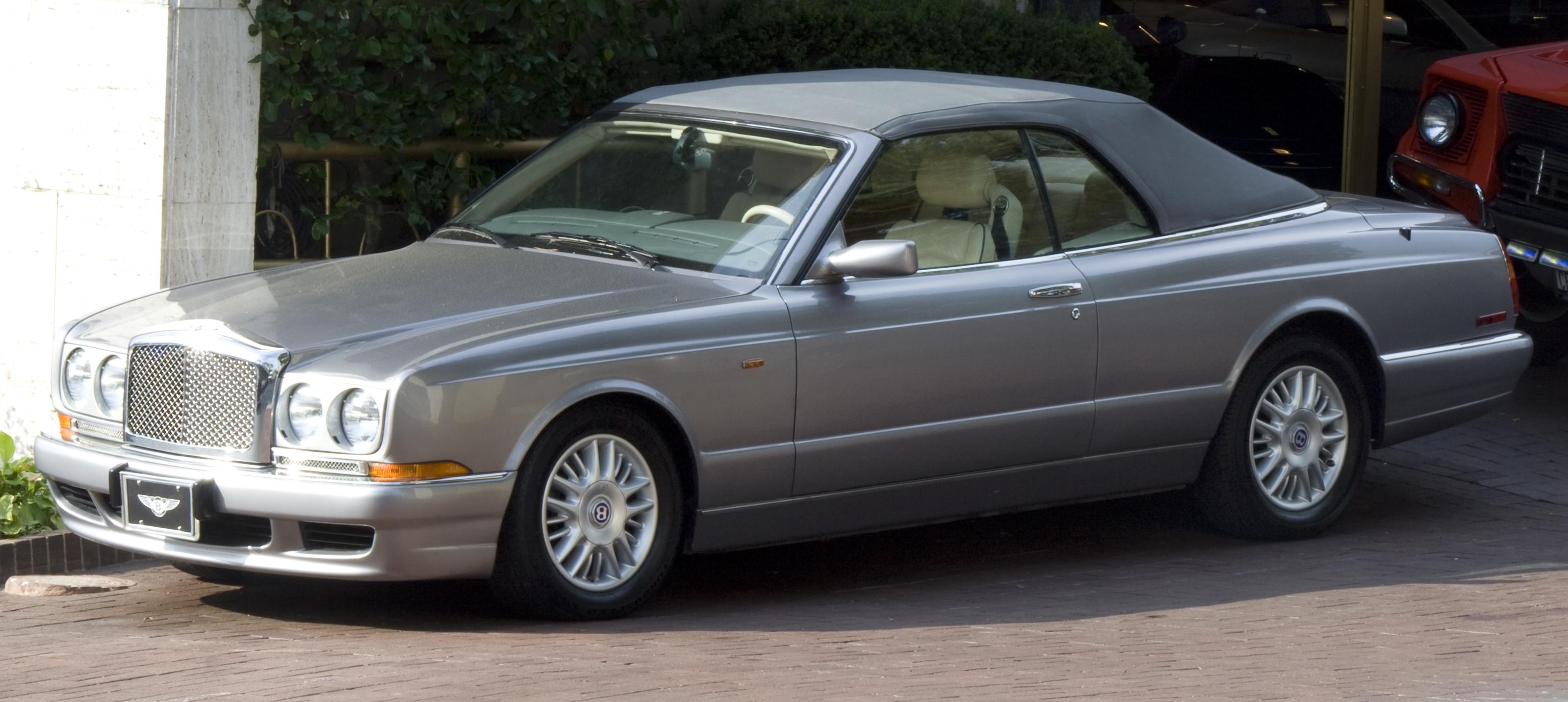 2001 Bentley Azure Image 4