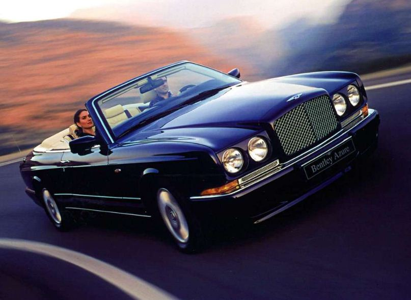 Bentley Azure #2