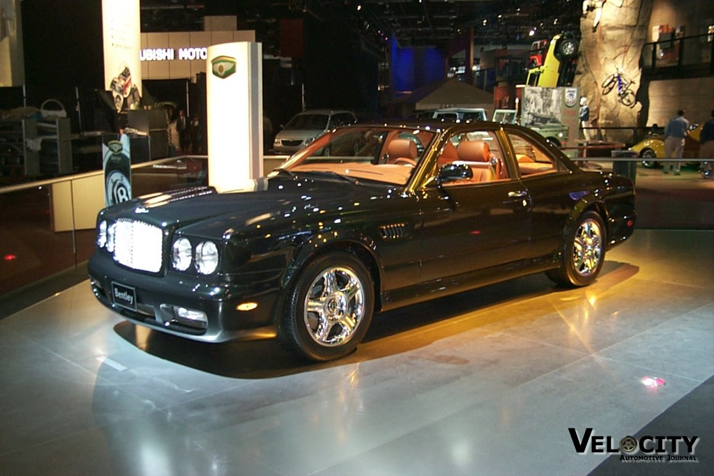 2001 Bentley Continental Image 5