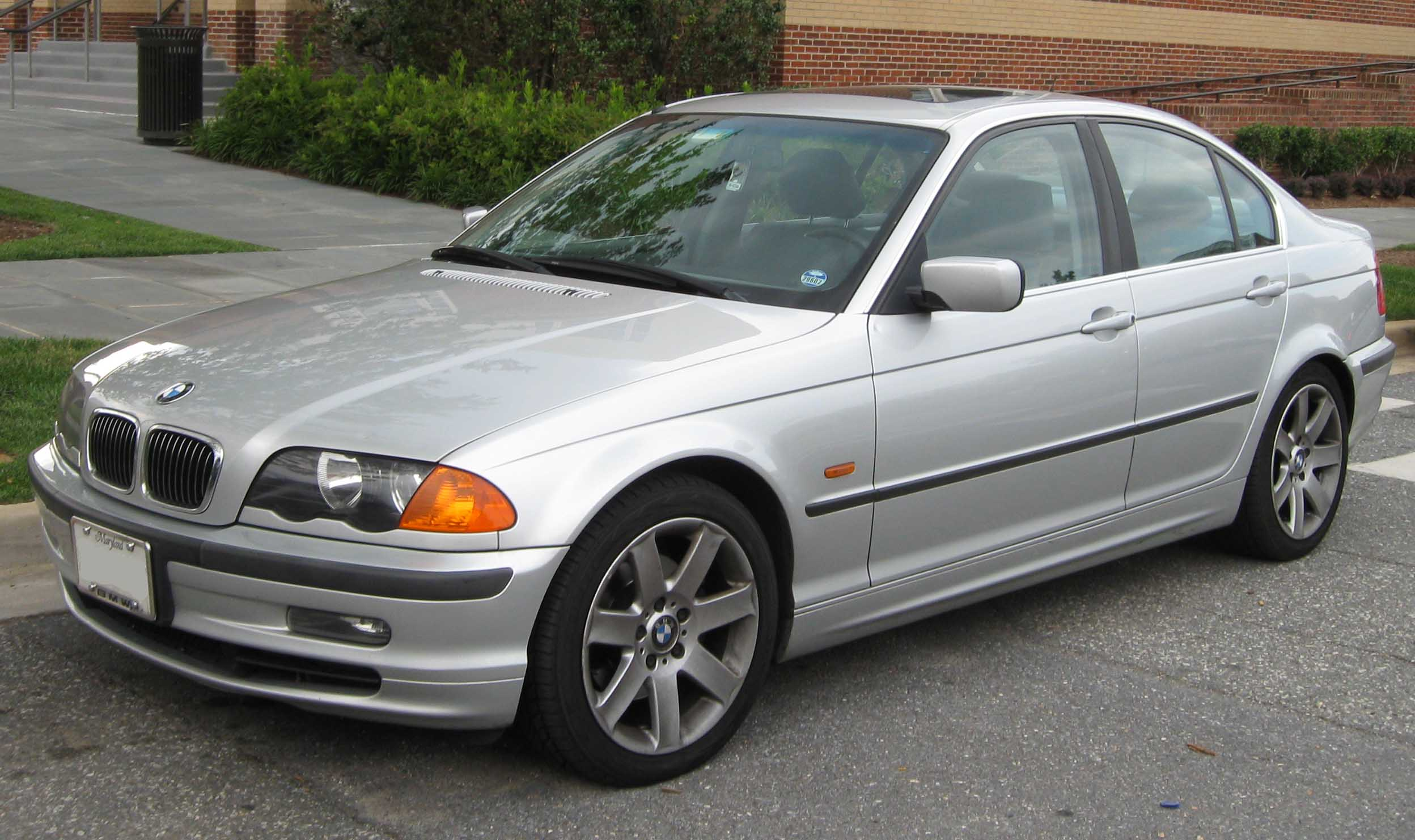 2001 Bmw 3 Series Image 6
