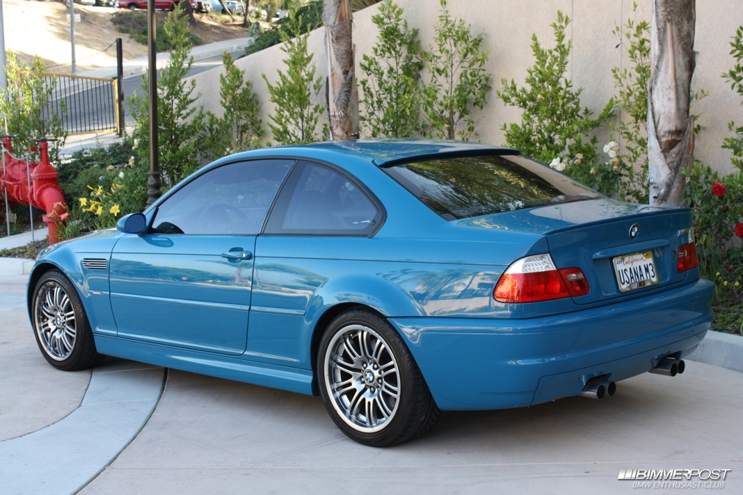 2001 BMW M3 - Image #10