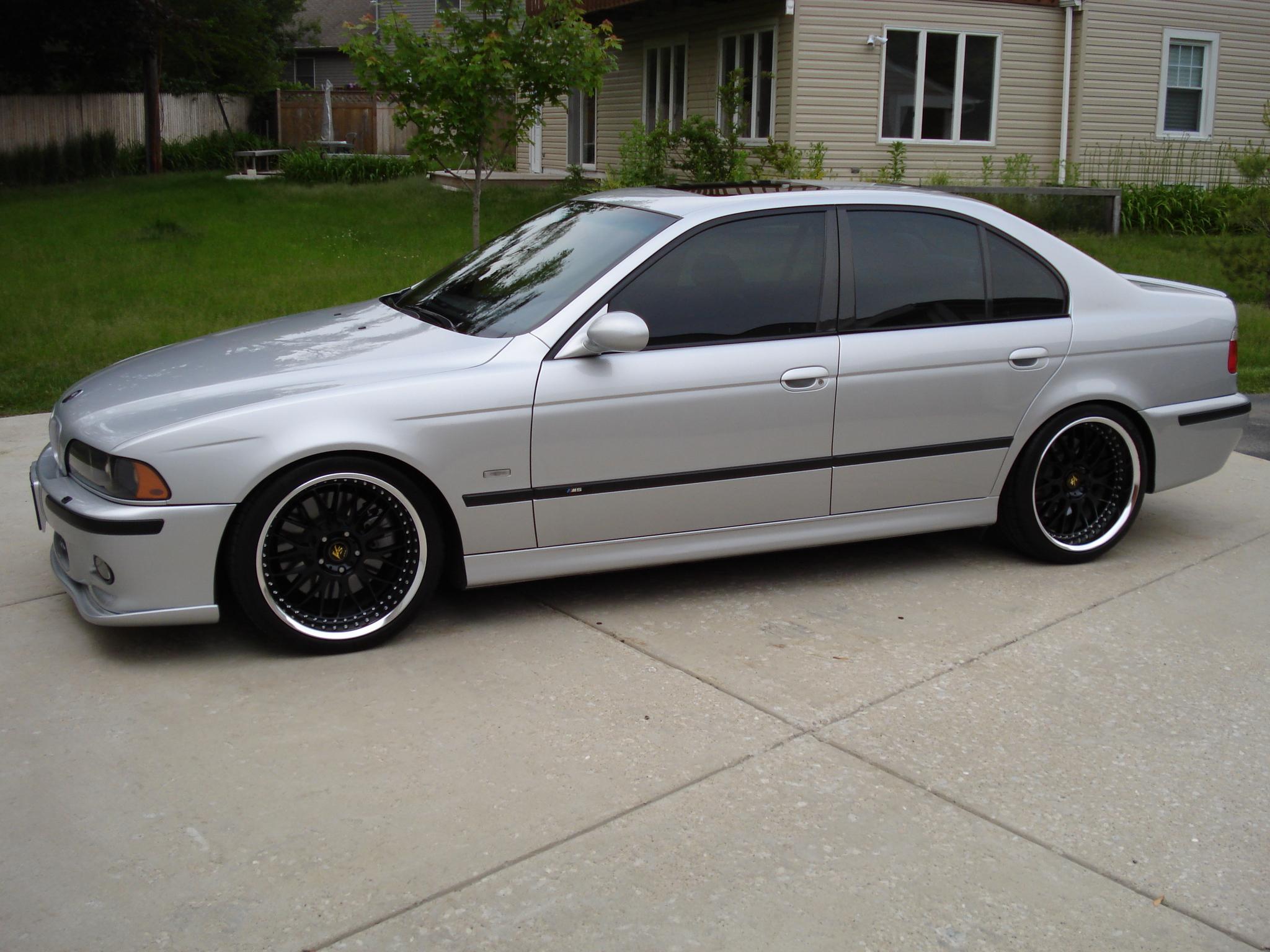 2001 BMW M5 - Image #2