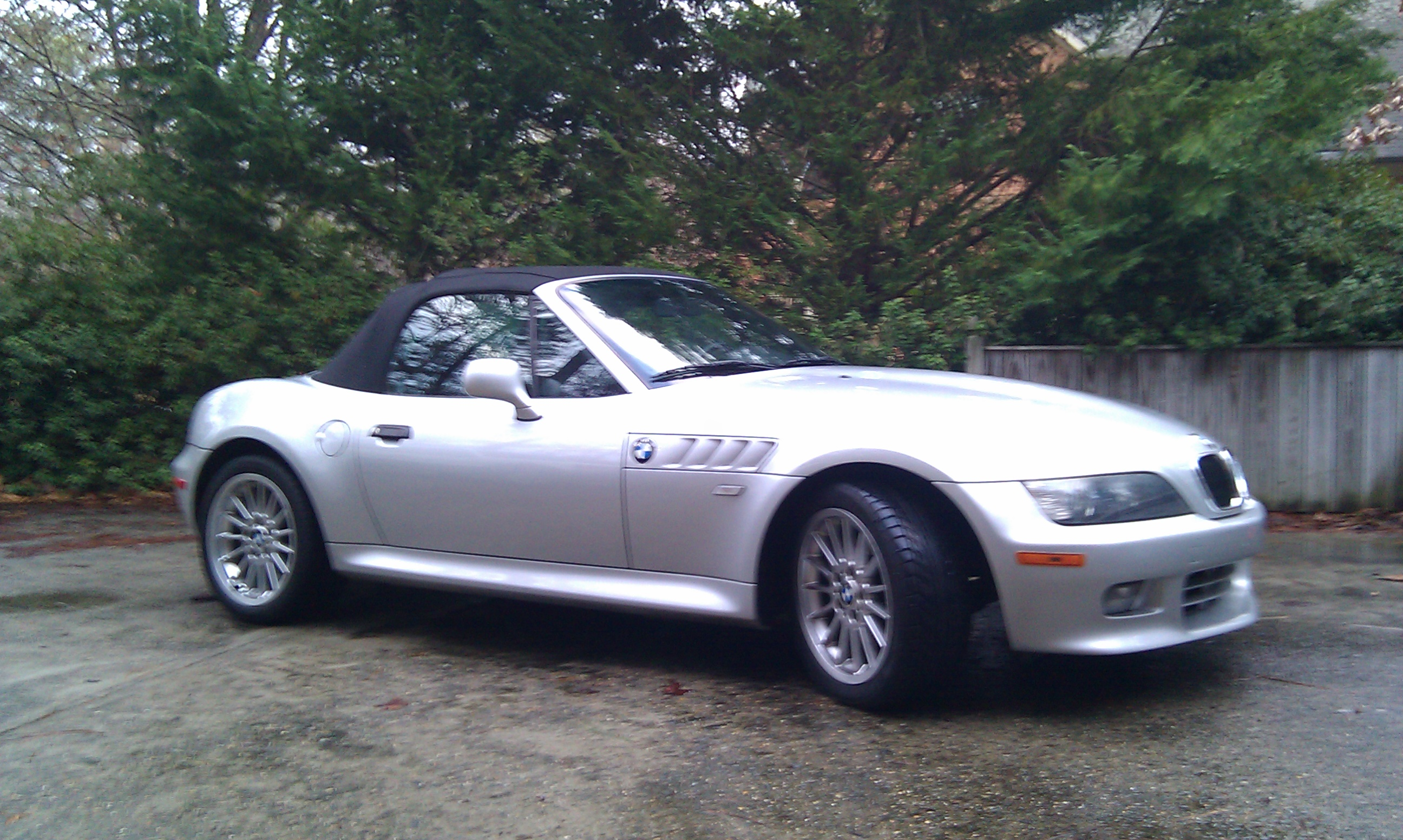 2001 bmw z3 information and photos zombiedrive. Black Bedroom Furniture Sets. Home Design Ideas