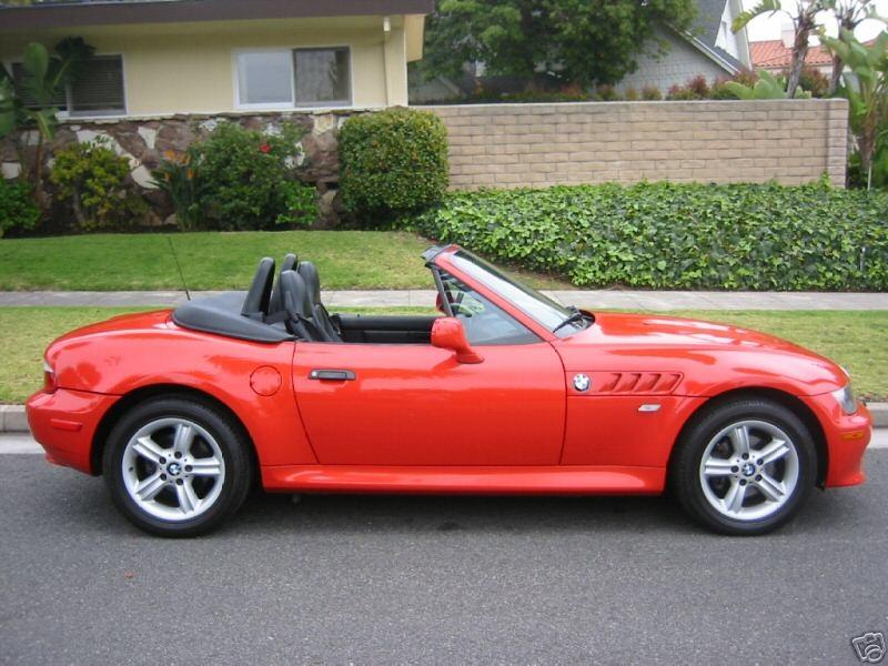 2001 BMW Z3 - Image #5