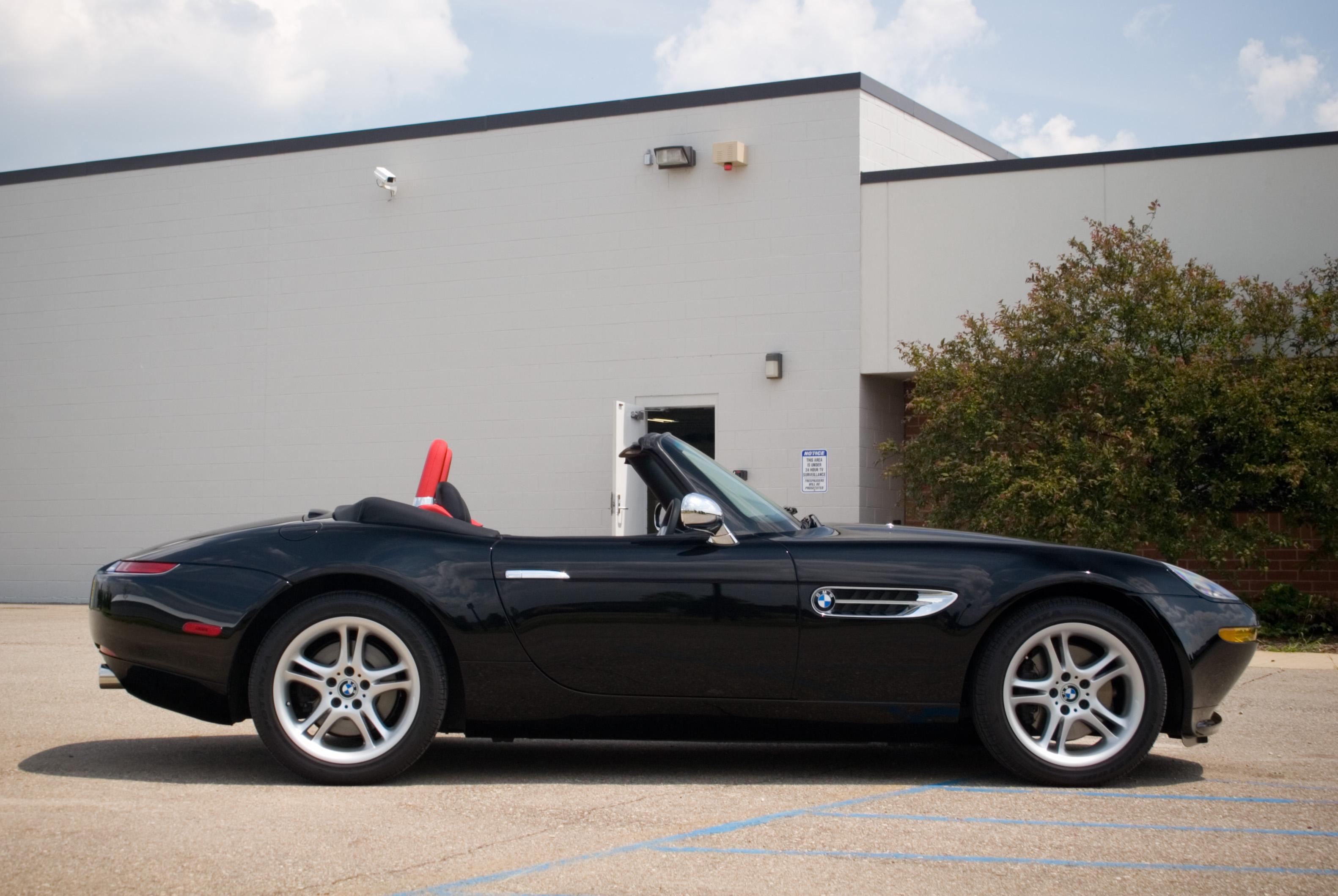2001 BMW Z8 - Image #7