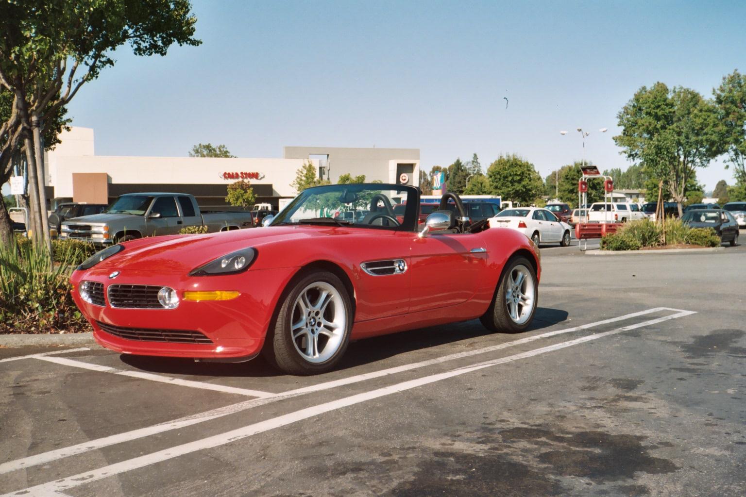 2001 Bmw Z8 Image 9