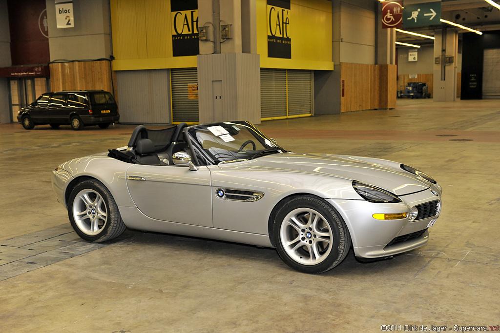 2001 BMW Z8 - Image #4