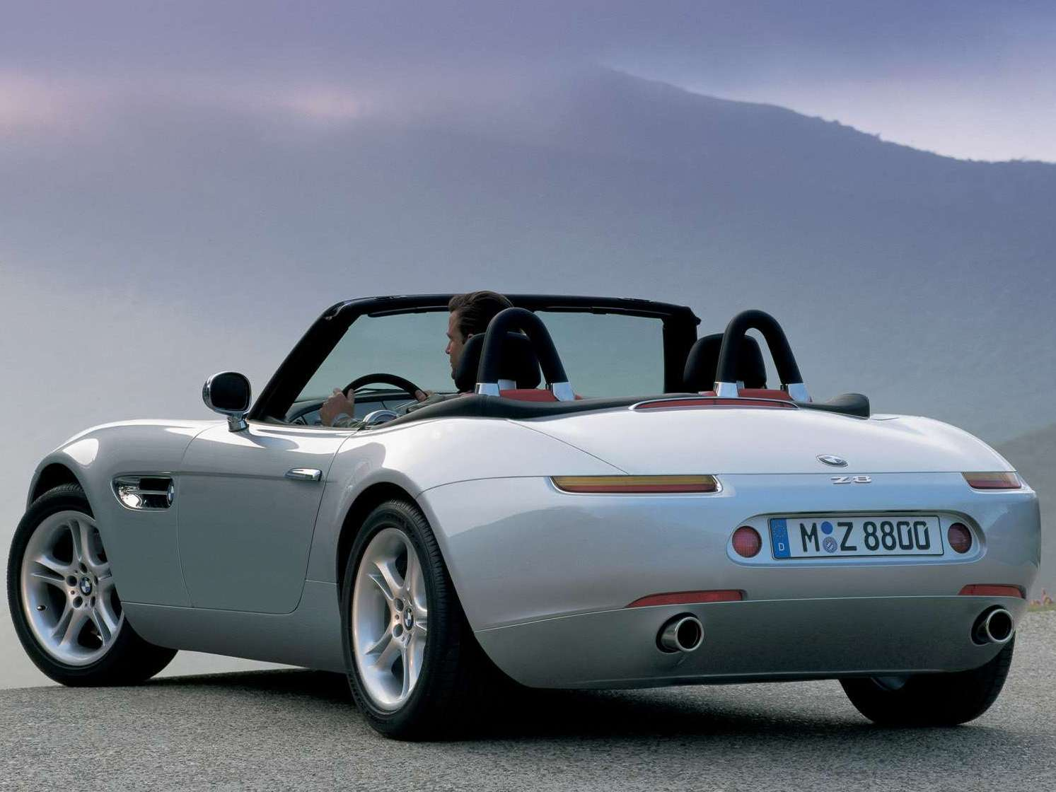 2001 Bmw Z8 Information And Photos Zombiedrive