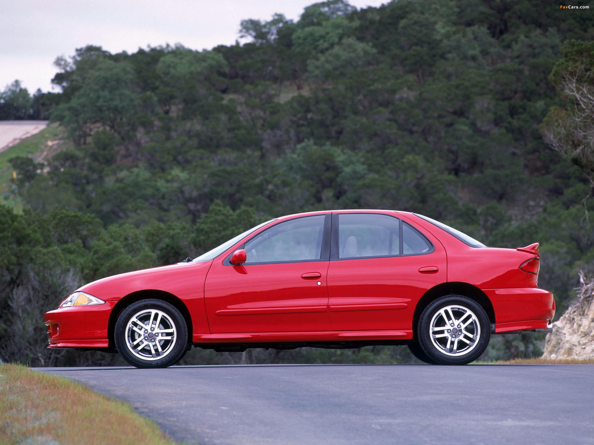 2001 Chevrolet Cavalier Image 9