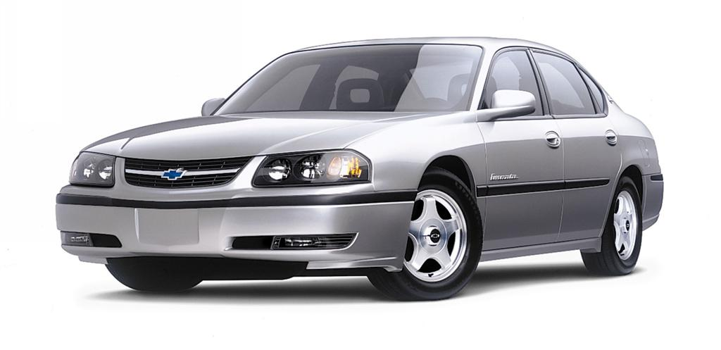 2001 Chevrolet Impala - Information and photos - Zomb Drive