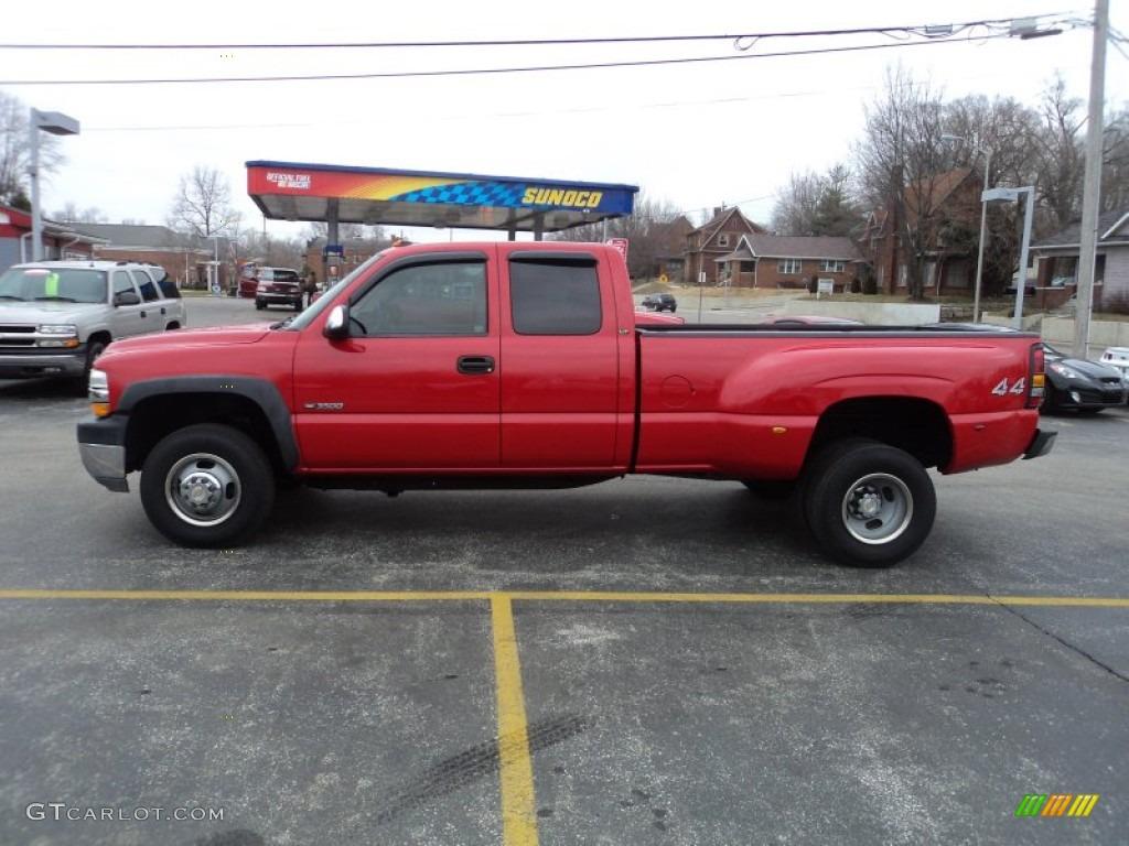 2001 Chevrolet Silverado 3500 Image 20