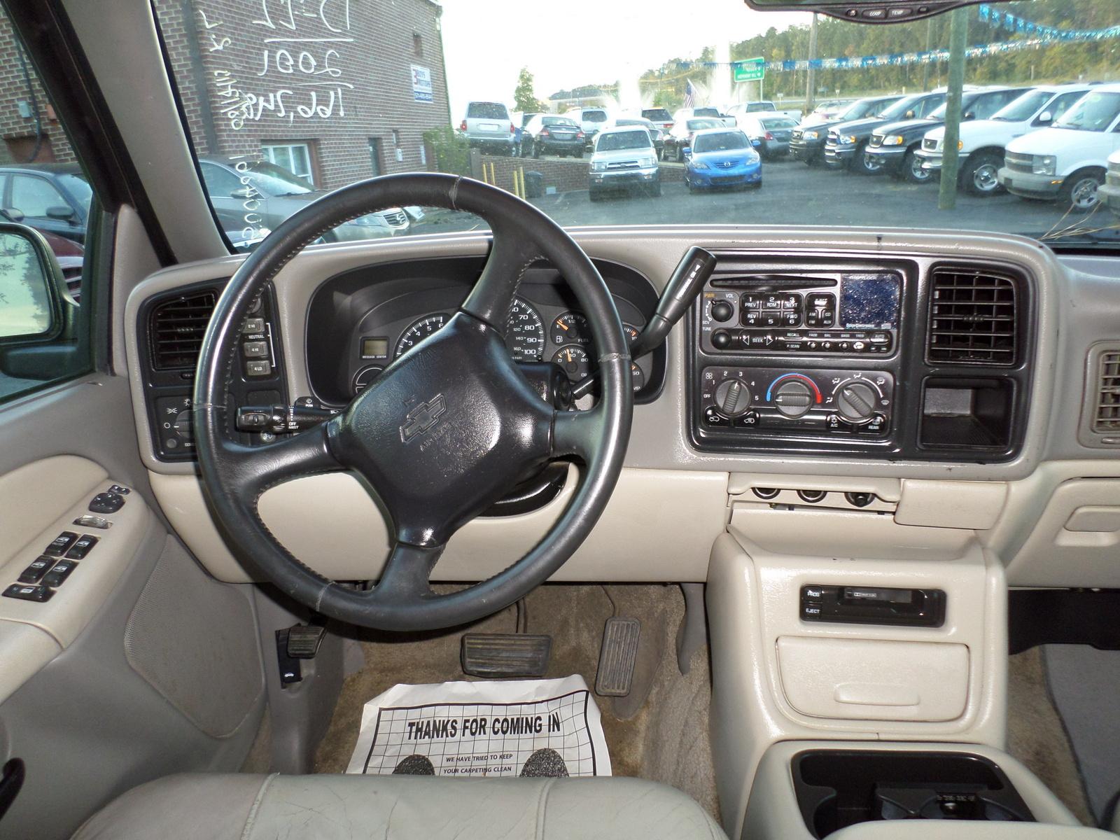 97 Chevrolet Autos Post