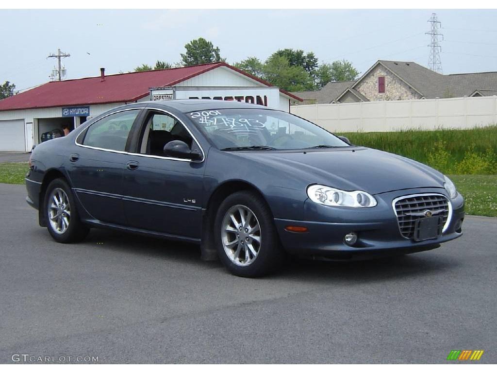 Chrysler Lhs 1999 Chrysler Lhs Image 12 2001 Chrysler