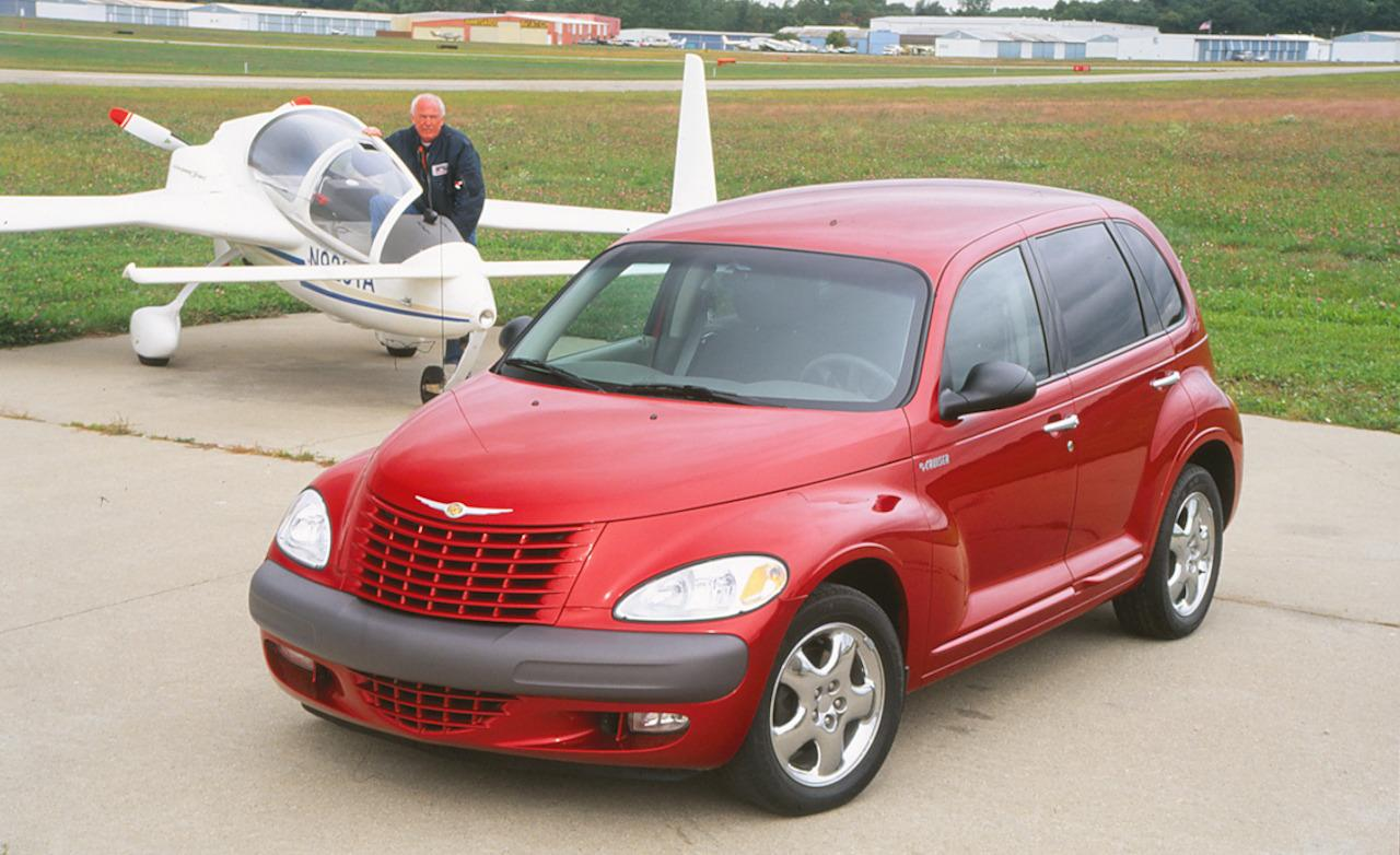 2001 chrysler pt cruiser information and photos zombiedrive. Black Bedroom Furniture Sets. Home Design Ideas