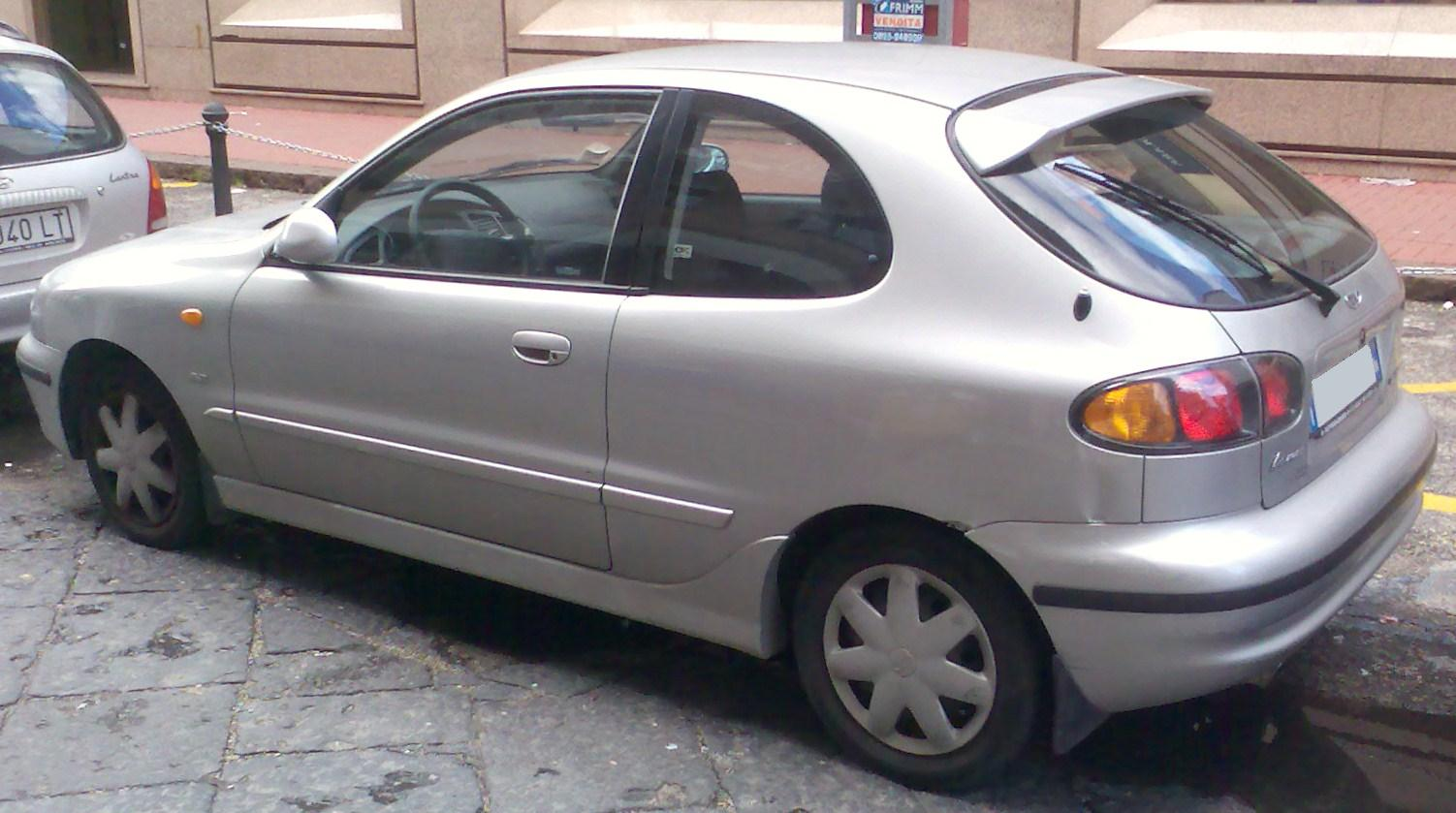 2001 Daewoo Lanos - Information and photos - ZombieDrive