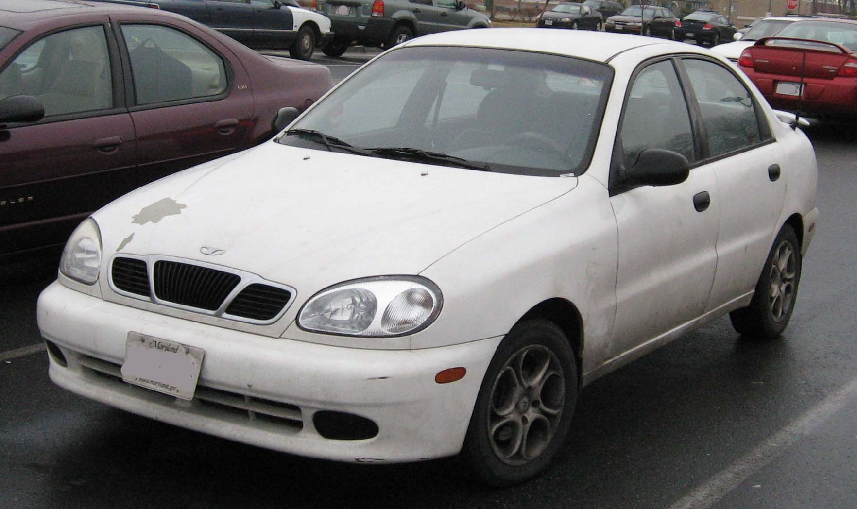 2001 Daewoo Lanos Information And Photos Zombiedrive This Picture Is A Preview Of Electrical Wiring Diagram 8
