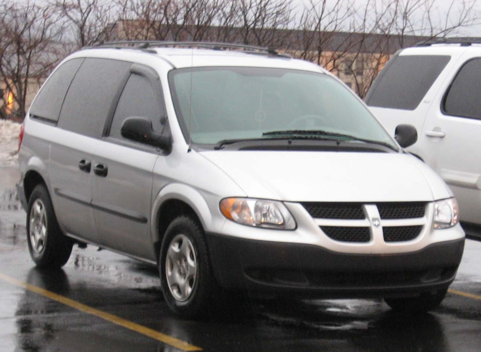2001 Dodge Caravan - Information And Photos