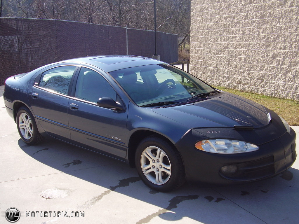 2001 Dodge Intrepid - Information and photos - ZombieDrive