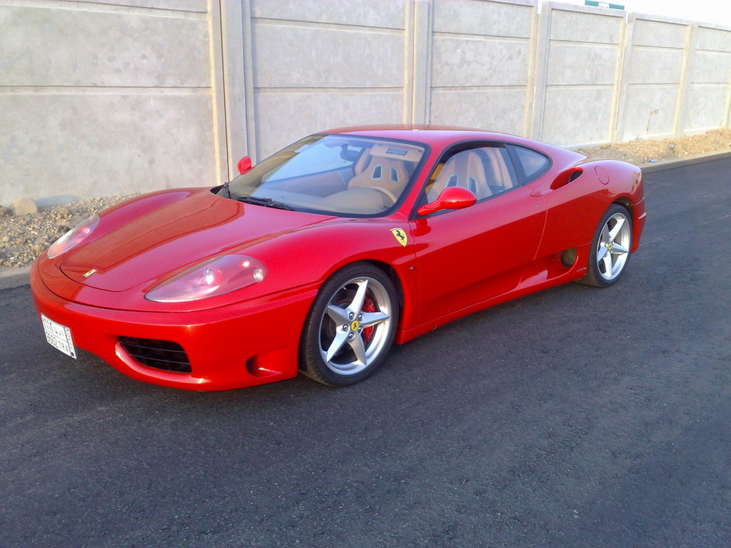 2001 Ferrari 360 Information And Photos Zombiedrive