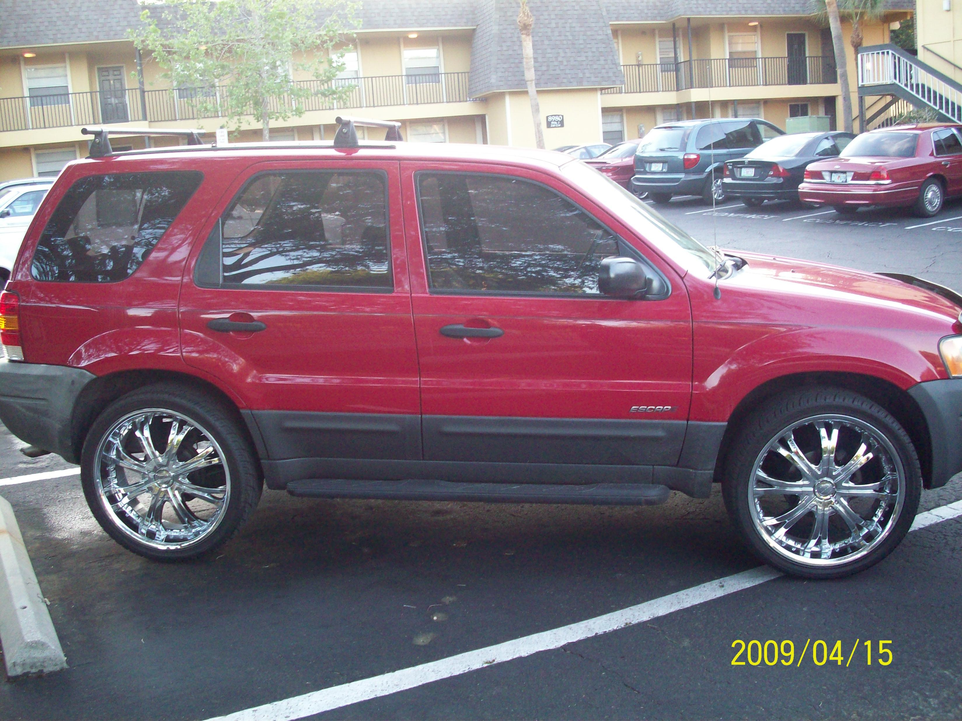 Ford Escape #5
