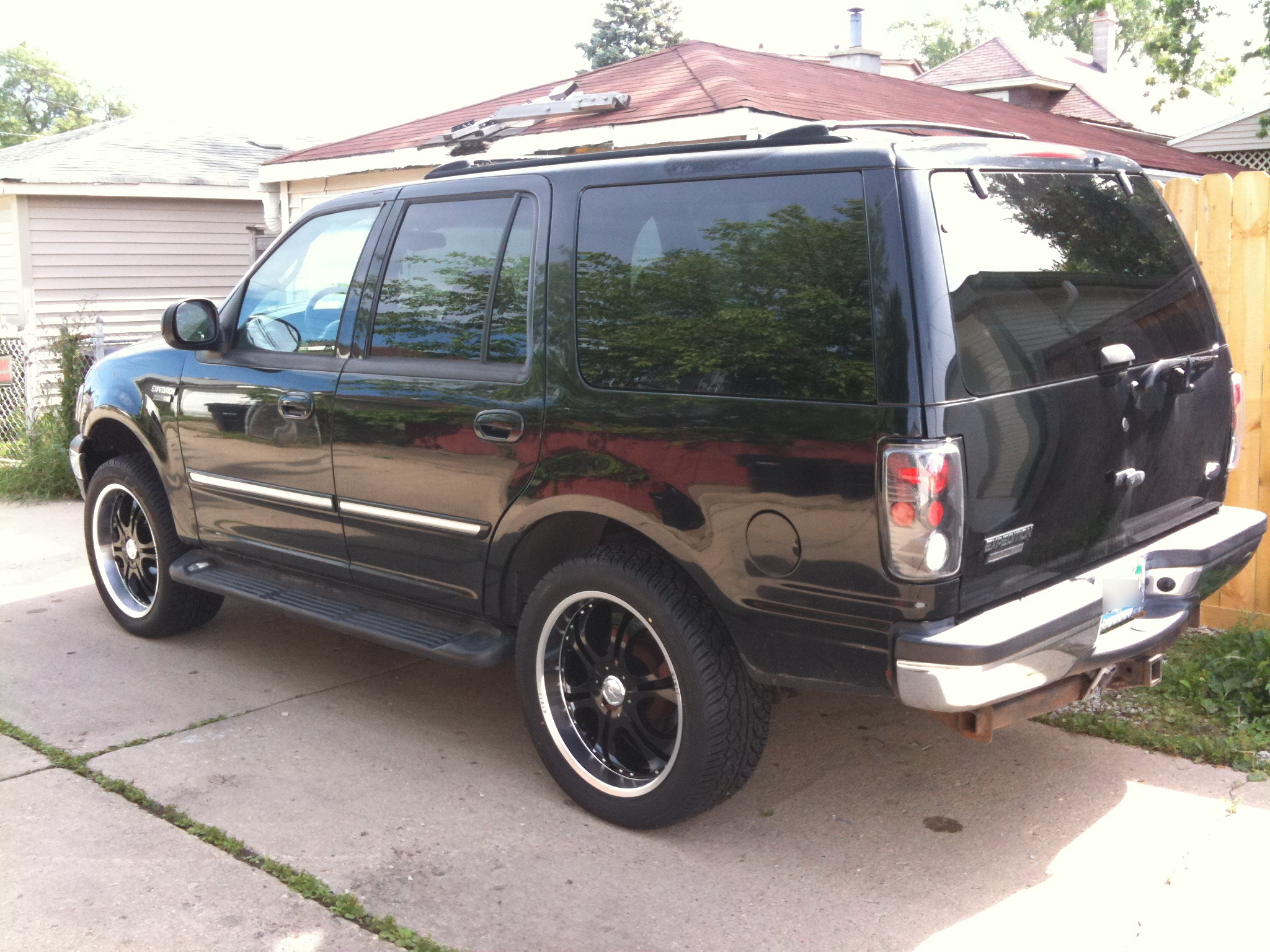 2001 Ford Expedition Image 15