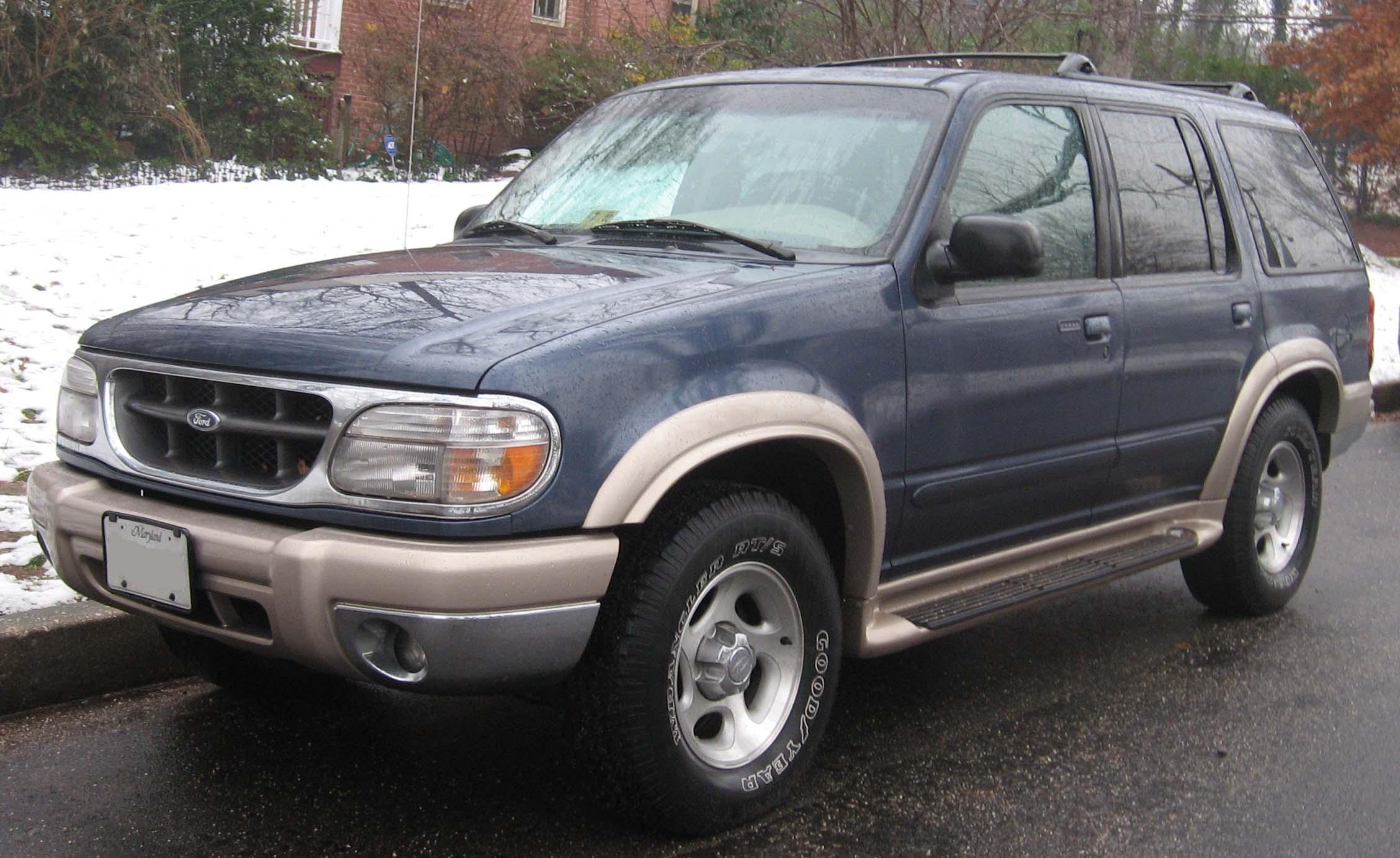2001 ford explorer 6 ford explorer 6
