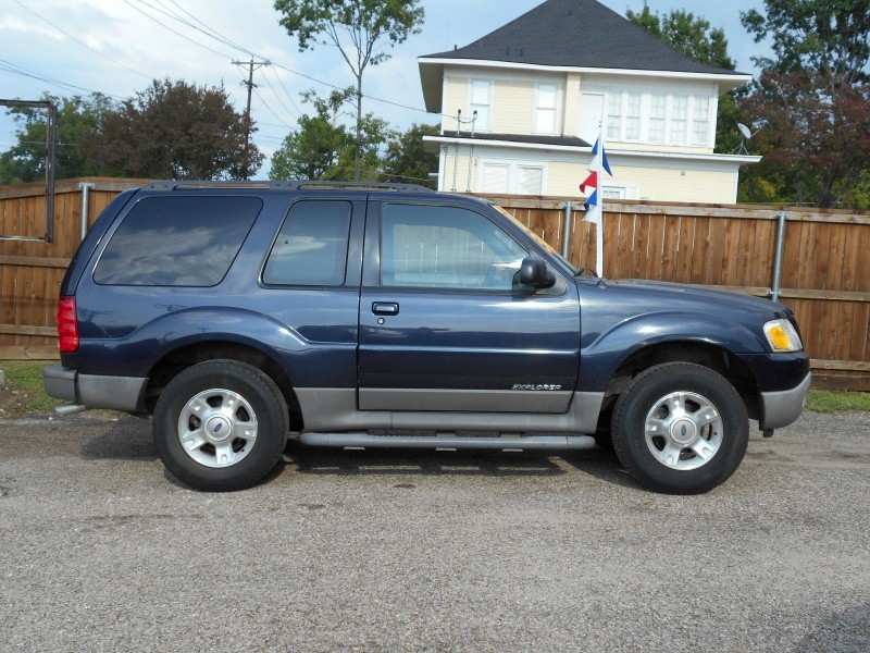 ford 2001 ford explorer sport 2001 ford explorer sport image 2. Cars Review. Best American Auto & Cars Review