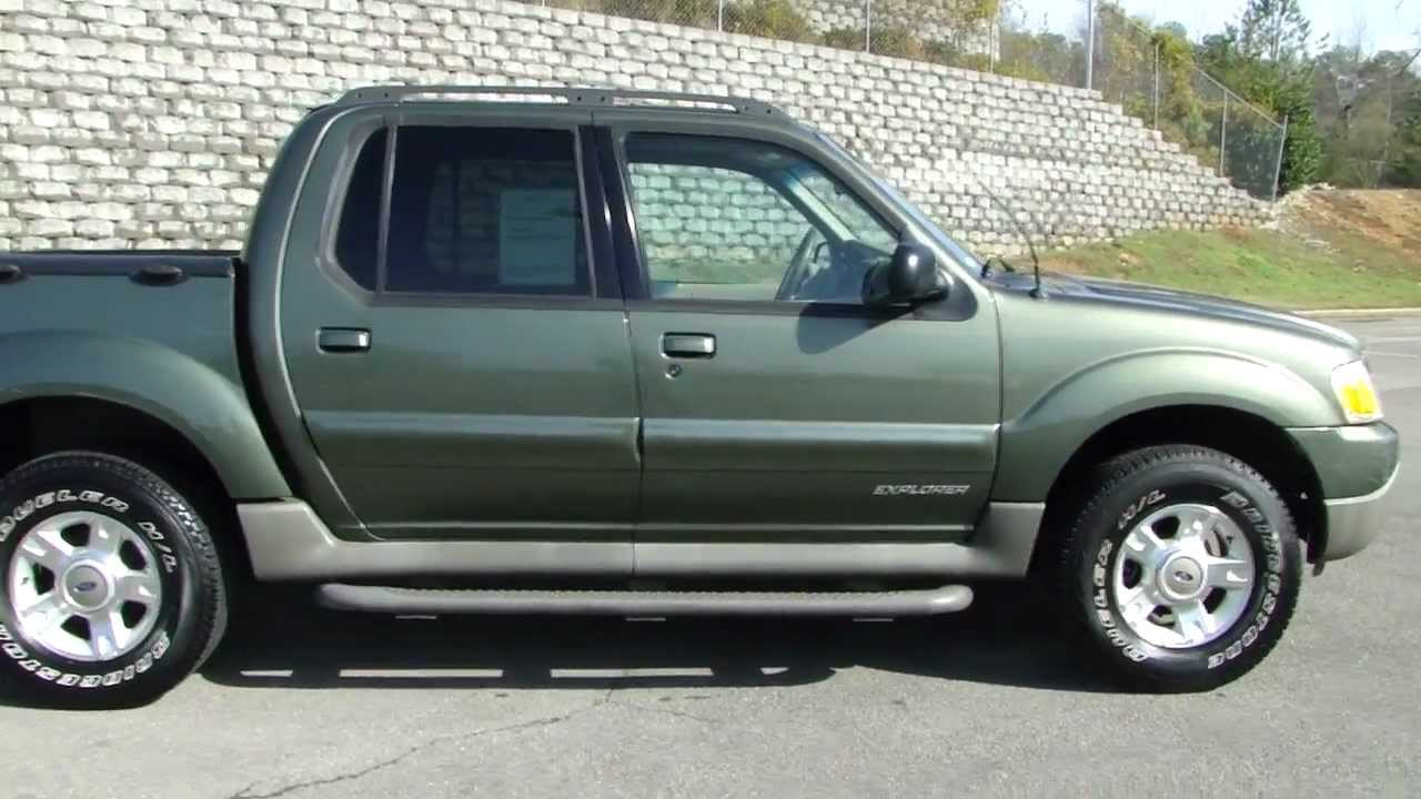 2001 ford explorer sport trac information and photos zombiedrive. Cars Review. Best American Auto & Cars Review
